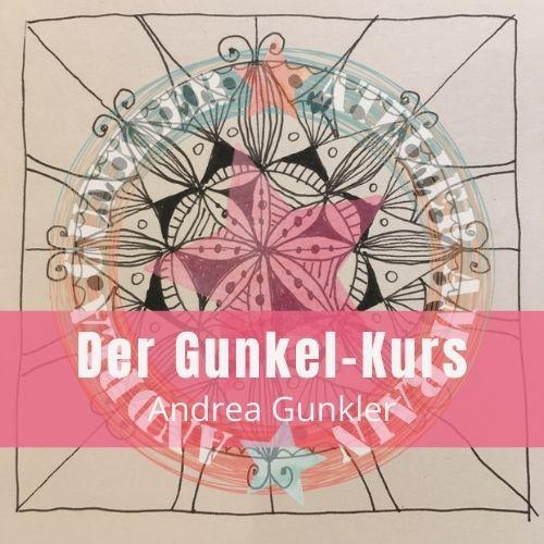 Affirmationen-Mandala - Mixed Media-Minikurs