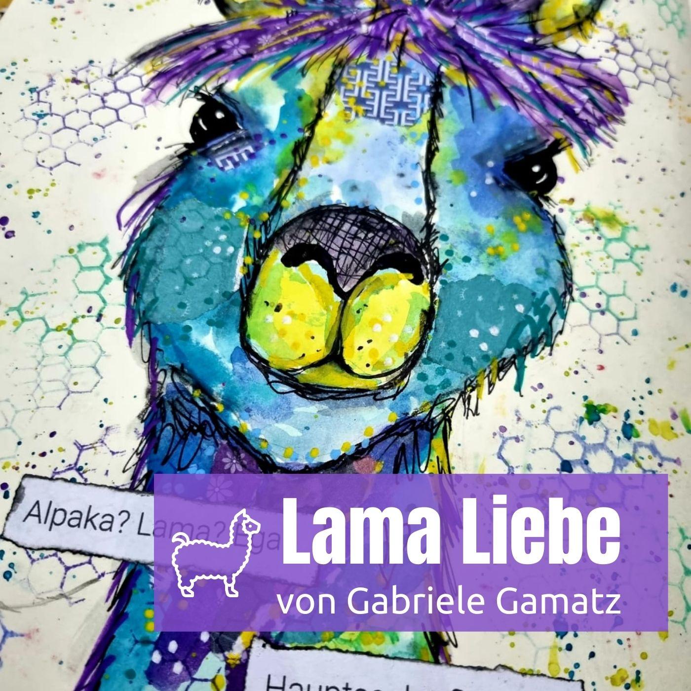 Lama Liebe mit Gabriele Gamatz